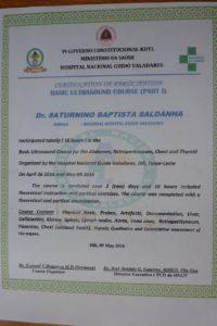 Bild 10 - Urkunde